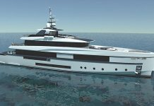 Admiral Yachts superiate Atos 46 - boat shopping