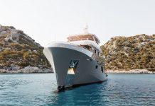 Bering Yachts iate explorer pocket Veronika - boat shopping