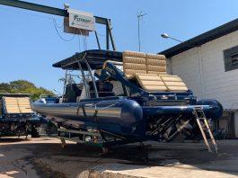 Flexboat nova fase de fabricação - boat shopping