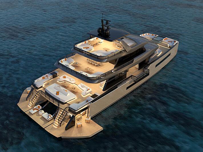 ISA Zeffiro 130 - boat shopping