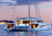 Pajot e Wider catamarã Eco Yacht - boat shopping
