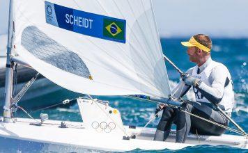 Robert Scheidt Olimpíadas Tokio 2020 - boat shopping