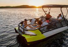 Sea doo switch pontoon barco - boat shopping