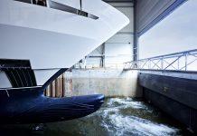Superiate Heesen Projeto Falcon - boat shopping