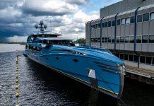 Superyacht PHI Royal Huisman Guy Fleury - boat shopping