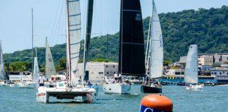 Regata Santos-Rio boat shopping 2