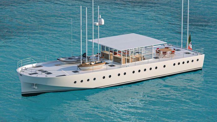 Zattera 24M boat shopping 2