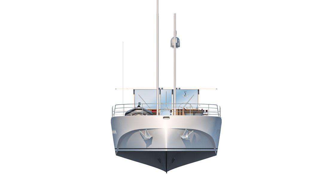 Zattera 24M boat shopping 4
